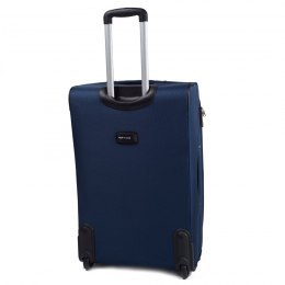 Средний чемодан (M) Wings 1708-2k | тканевый