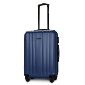 Средний чемодан (M) на 4 колесах | Fly 614 | пластиковый