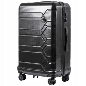 Большой чемодан (L) на 4 колесах | Wings 185 | поликарбонат
