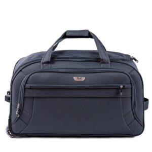Большая сумка на колесах (L) Wings 1055 | темно-серый | 68x40x35 см | 95 л | 3,4 кг