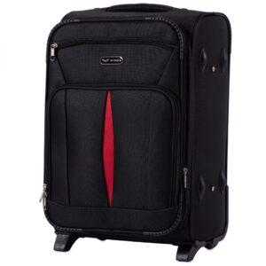 Маленький чемодан (S) Wings 1601-2k | тканевый