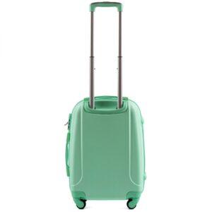 Маленький чемодан (S) Wings k-310 | пластиковый