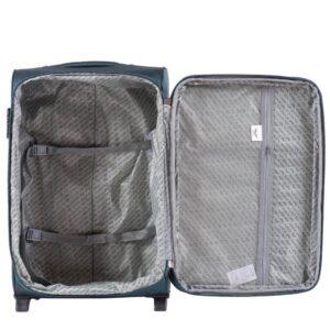 Маленький чемодан (S) Wings 1706-2k | тканевый