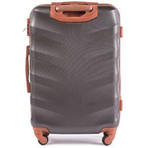 Средний чемодан (M) Wings 402 | пластиковый