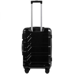 Средний чемодан (M) Wings 185 | поликарбонат