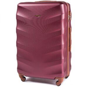 Большой чемодан (L) Wings 402 | пластиковый