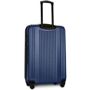 Большой чемодан (L) Fly 614 | пластиковый