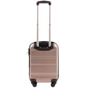 Мини чемодан (XS) Wings AT01 | пластиковый