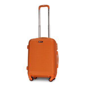 Маленький чемодан (S) Fly 1093-F | пластиковый