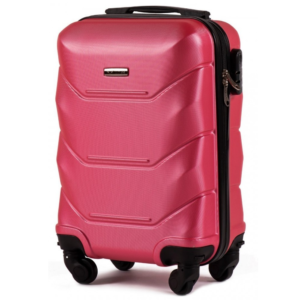 Мини чемодан (XS) на 4 колесах   Wings 147   пластиковый   для ручной клади