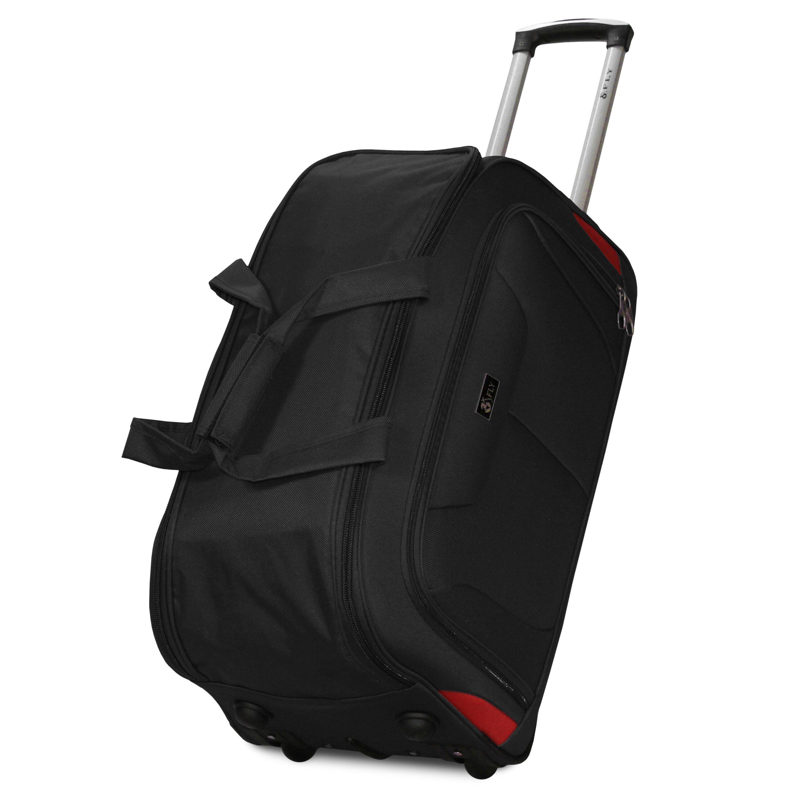 Средняя сумка (M) на 2 колесах | Fly 2611 | тканевая