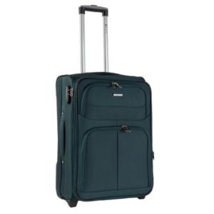Средний чемодан (M) на 2 колесах | Fly 8279-2k | тканевый